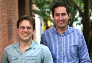 kevin systrom and mike krieger