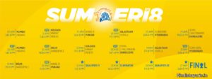 Chennai Super Kings Schedule