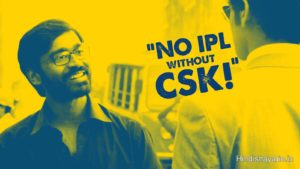 Chennai Super Kings, CSK Team Squad