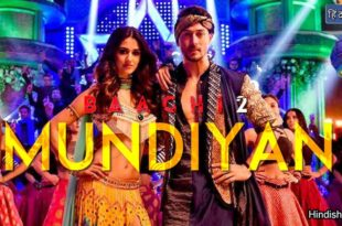 Mundiyan Songs Lyrics Hindi and English Font, Baaghi 2
