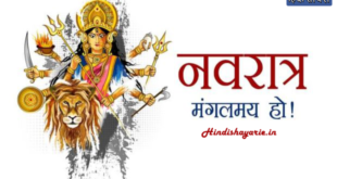 Happy Navratri 2018, Why do we celebrate navratri